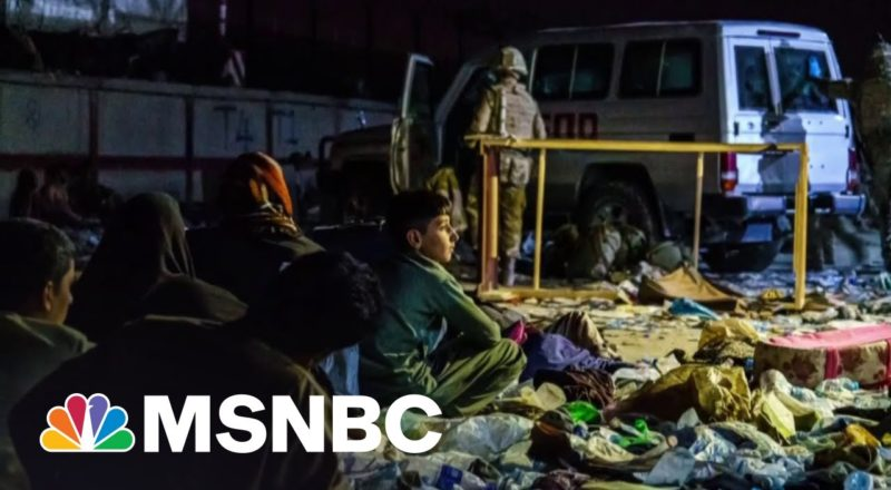 Pentagon Confirms Only One Suicide Bomber In Kabul Airport Attack 1
