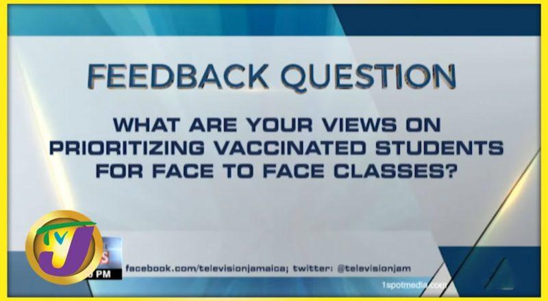 Feedback Question   TVJ News - August 26 2021 1