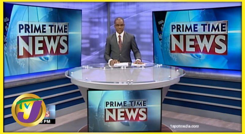 Jamaican News Headlines   TVJ News - August 26 2021 1