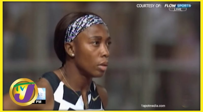 Shelly-Ann Fraser Pryce wins 100m in 10.60s at Lausanne 2021 - August 26 2021 1