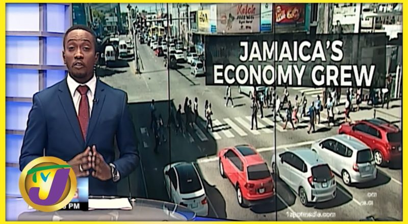 Jamaica's Economy Estimated to have Grown 12.9% | TVJ News - August 26 2021 1