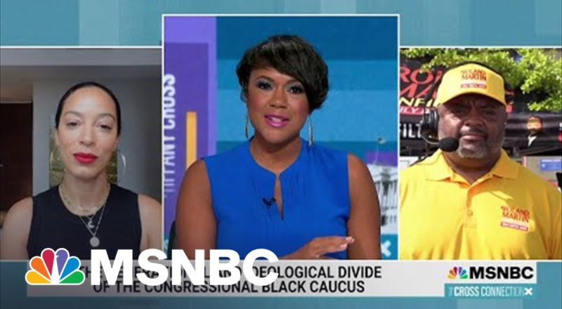 The Changing Face of The Congressional Black Caucus 1