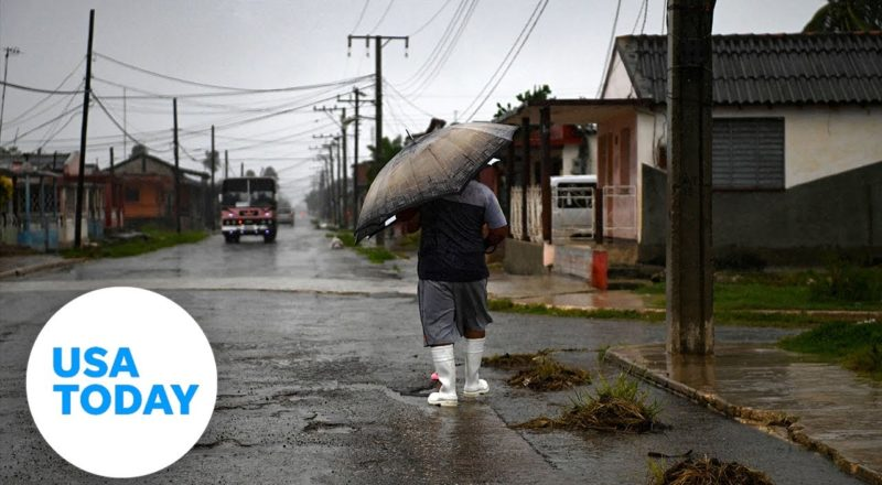 Louisiana governor holds press conference to discuss Hurricane Ida | USA TODAY 1