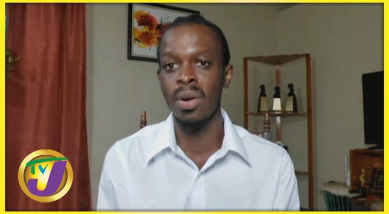 Actor Desmond Dennis Living his Dream   TVJ Smile Jamaica 1