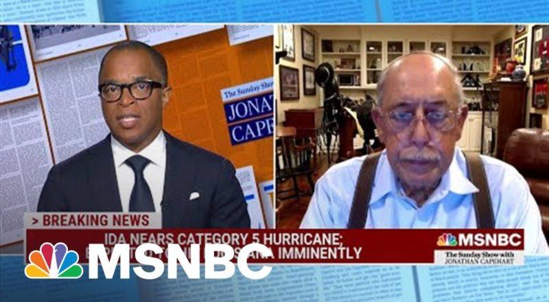 Hurricane Ida Expected To Hit Louisiana Imminently 1