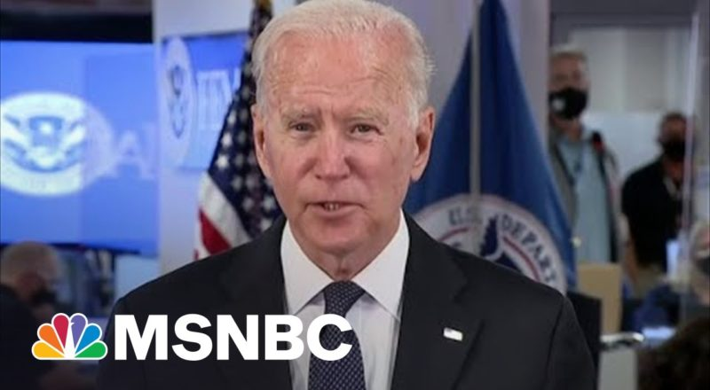 'We Are Prepared For The Worst': Biden Gives Update on Hurricane Ida Federal Response 1
