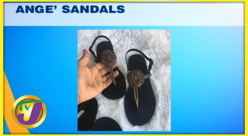 Ange' Sandals Review | TVJ Smile Jamaica 1
