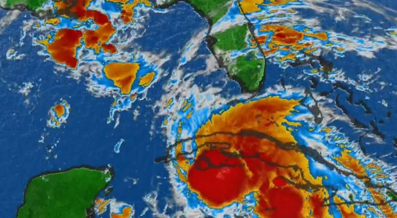 Here's how Hurricane Ida was able to gain strength so fast 1