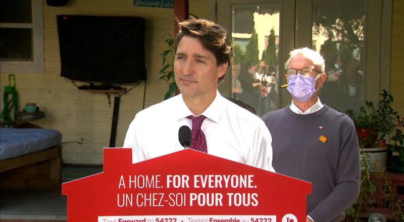 Justin Trudeau pledges more action on climate change, takes questions from reporters 1