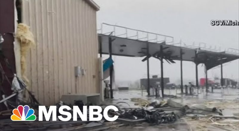 FEMA Administrator Expects Long Recovery Following Ida's Destruction 1