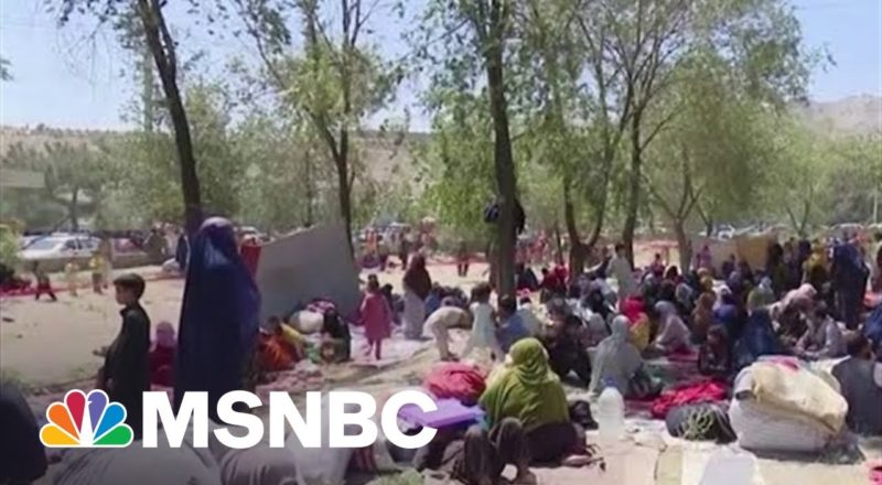 Richard Engel: Situation Getting More Dangerous, Chaotic In Afghanistan 1