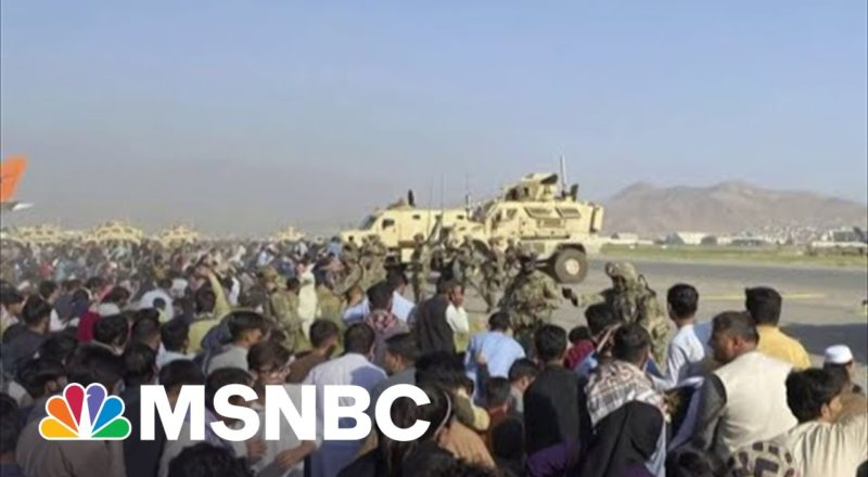 What Happens To Equipment That The U.S. Is Leaving In Afghanistan? 6