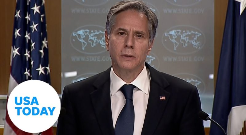 Sec. of State Blinken speaks on completion of withdrawal from Afghanistan | USA TODAY 6