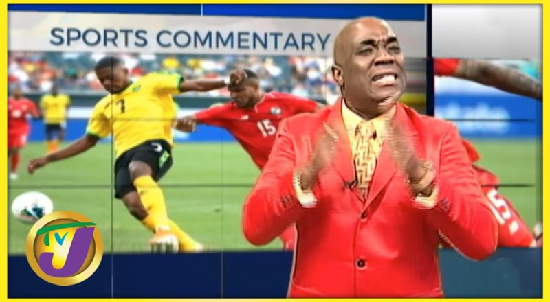 TVJ Sports Commentary - August 27 2021 1