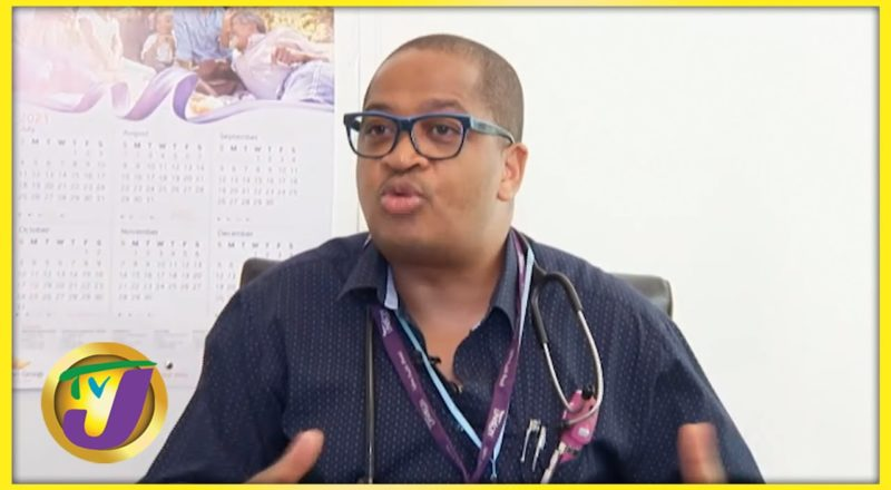 Covid-19 Home Care - Dr Roger Hunter | TVJ Entertainment Report - August 27 2021 1