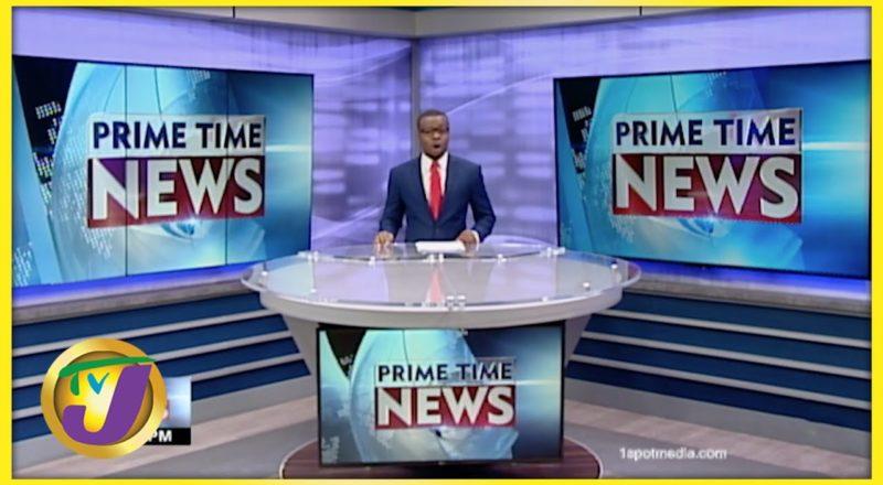 Jamaican News Headlines | TVJ News - August 28 2021 1