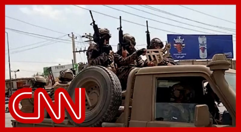 Taliban escorted Americans to Kabul airport in secret 1