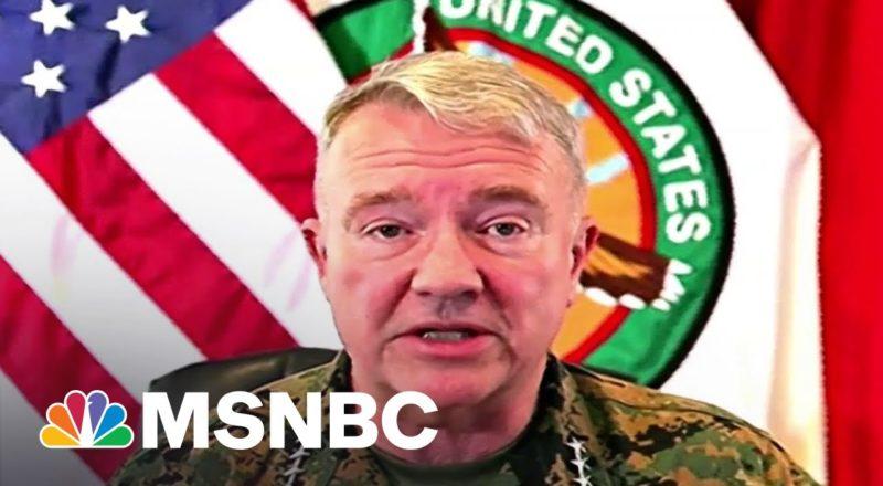 BREAKING: Pentagon Announces U.S. Troops Have Left Afghanistan 1