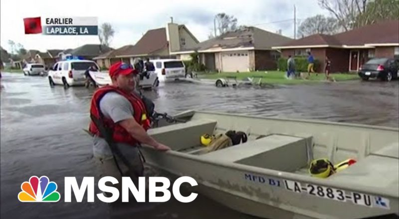 Search And Rescue Efforts Underway After Hurricane Ida Slams Louisiana 1
