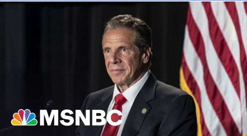 New York Lawmakers Speed Up Cuomo Impeachment Probe 1