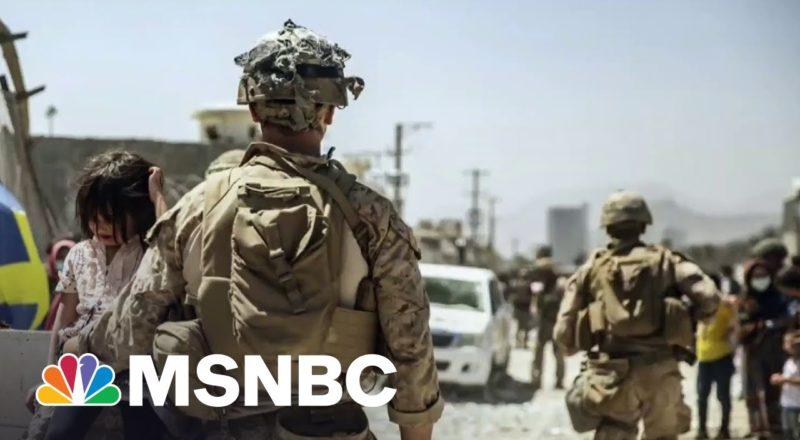 Veteran Says End Of War In Afghanistan Brings 'Grim Relief' 1