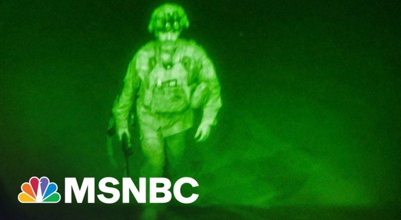 Biden Praises Troops As U.S. Ends 20-Year Afghanistan Mission 8