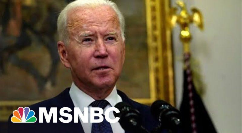 Vindication Or Quagmire? DC Divided On Biden's Afghan Policy 3