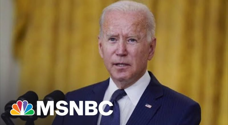 Biden To Address End Of War In Afghanistan Amid Criticism 7