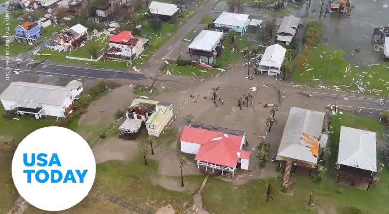 Hurricane Ida brought death, destruction, power outages and floods to Louisiana | USA TODAY 1