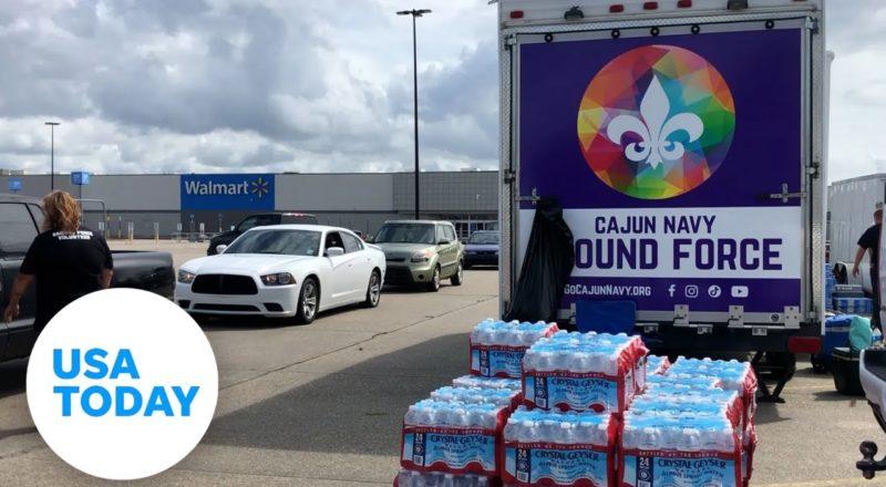 Hurricane Ida response: Cajun Navy volunteers help in Louisiana   USA TODAY 1