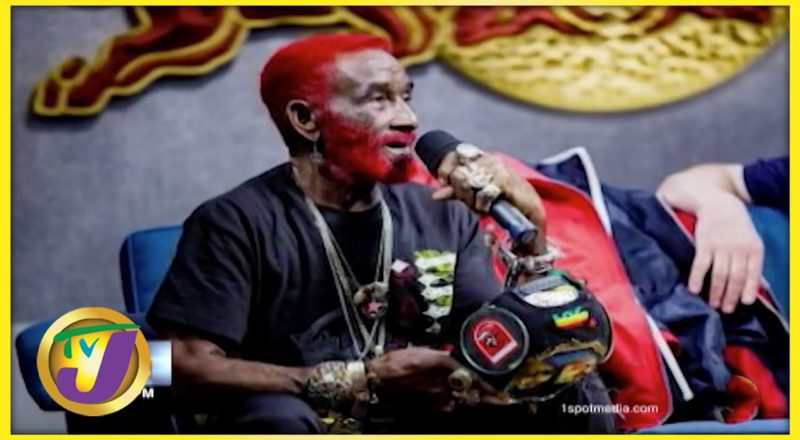 The Life of Lee Scratch Perry | TVJ News - August 29 2021 1
