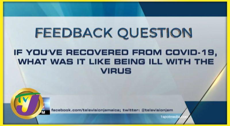 Feedback Question | TVJ News - August 30 2021 1