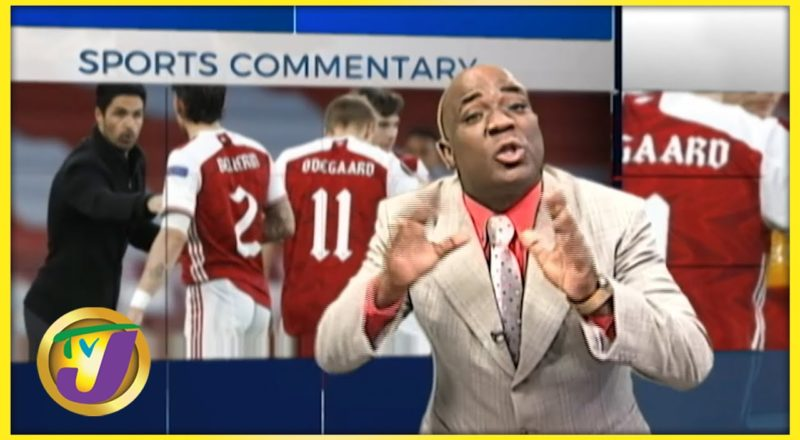 Where is Arsenal? | TVJ Sports Commentary - August 30 2021 1