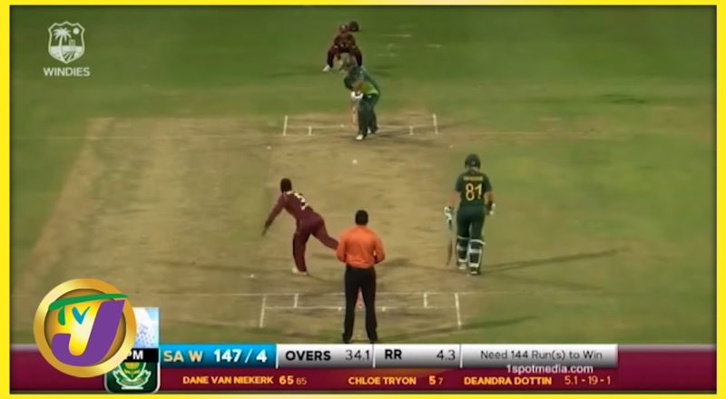 Windies Women Ready for T20 Series Against South Africans - August 30 2021 1