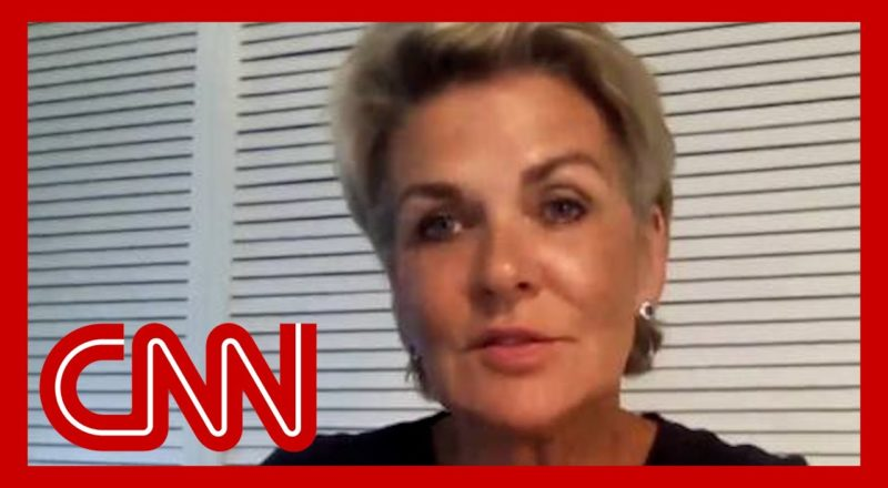 Andrew Cuomo accuser speaks out in interview with CNN 8