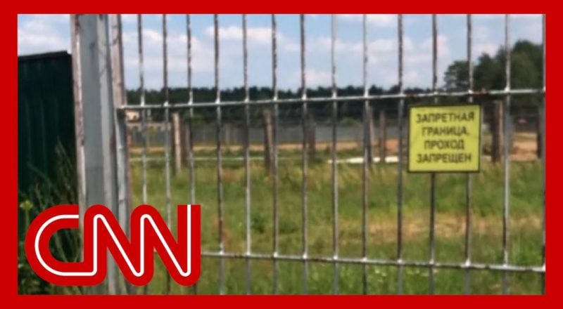 New video shows possible prison camp in eastern Europe 1