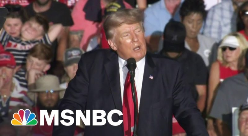Trump's 'Attempted Coup': Bombshell Evidence Reveals How Close Trump Came To Overthrowing Democracy 7