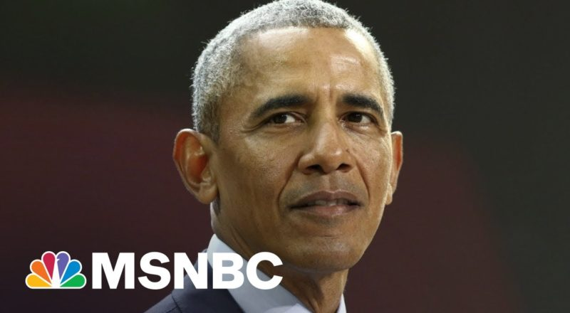 After Trump Loss, See Obama's Eerily Prescient Warning About 'Carnival' Lies And Race-Baiting 3