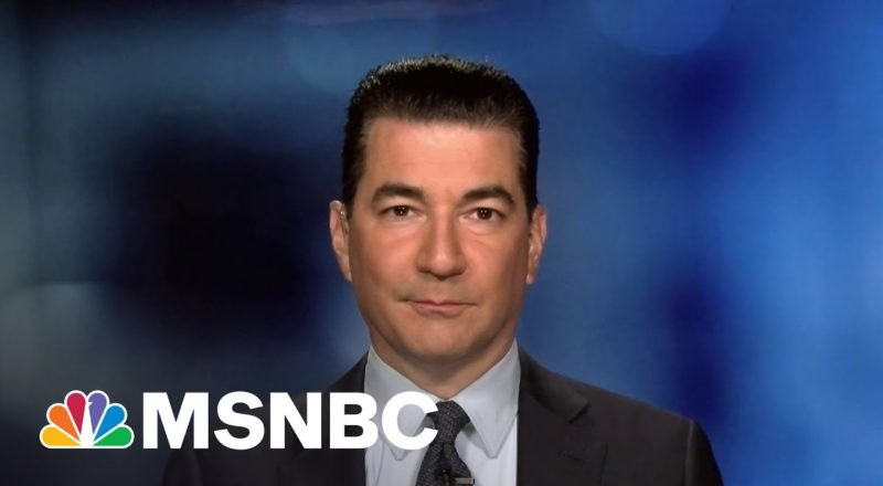 Dr. Scott Gottlieb: Worst Of Delta Covid Wave Could Pass In Weeks 1