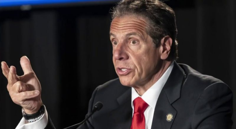 NYS Dem. Party Chair Stressed 'It Was Time To Resign' On Call With Cuomo 1