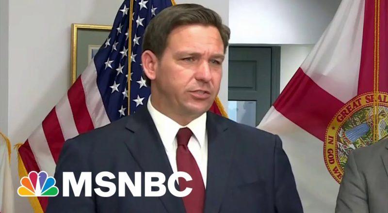 Covid Experts Send Message To Floridians Amid DeSantis Disinformation 8