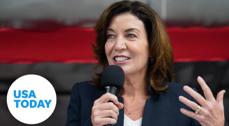 Who is Kathy Hochul? She'd be NY's governor if Cuomo leaves office   USA TODAY 1