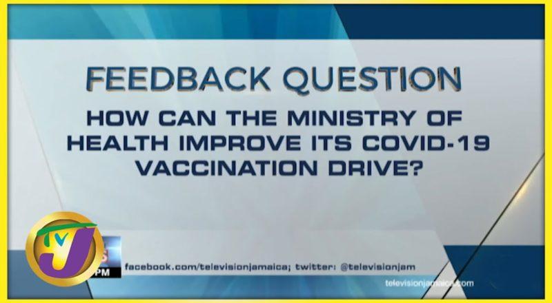 Feedback Question | TVJ News - August 4 2021 1