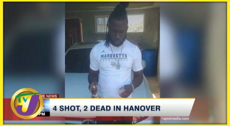 4 Shot, 2 Dead in Hanover   TVJ News - August 4 2021 1