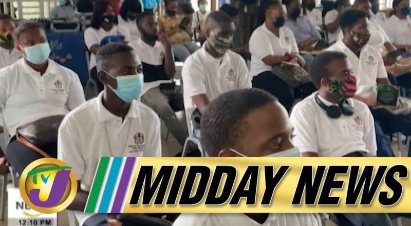 Rise in Covid Cases in Jamaica | Gov't Committed to Increase Goat Supply = August 5 2021 1