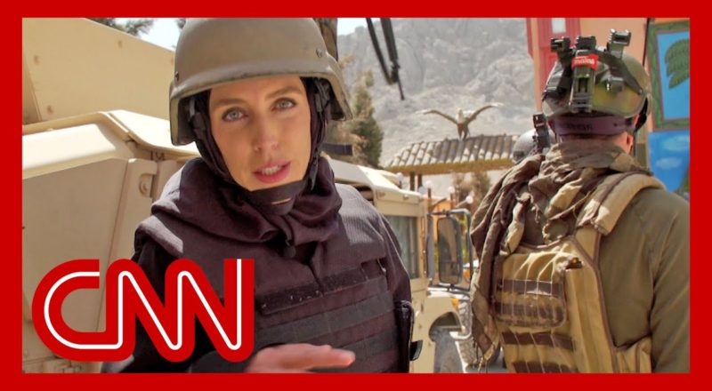 CNN gets exclusive access to Afghan base in Kandahar 1