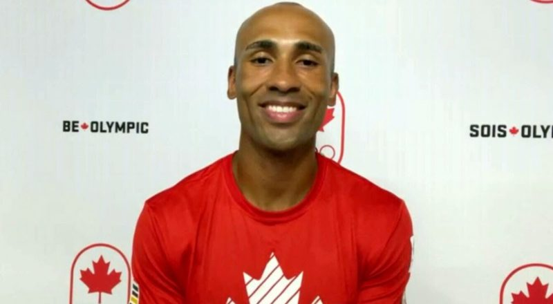 Decathlon champion Damian Warner reflects on his road to gold 1