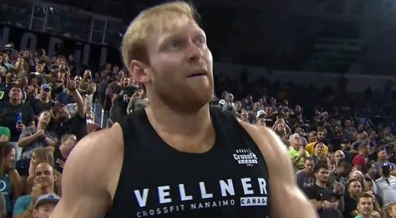 B.C. dad named 2nd fittest man in the World CrossFit Games 1
