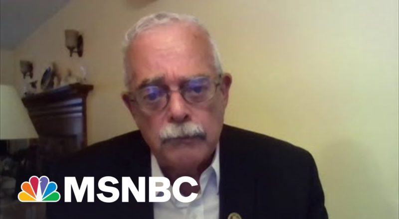There's 'Not A Lot Of Fortitude' In The GOP Says Rep. Gerry Connolly 1