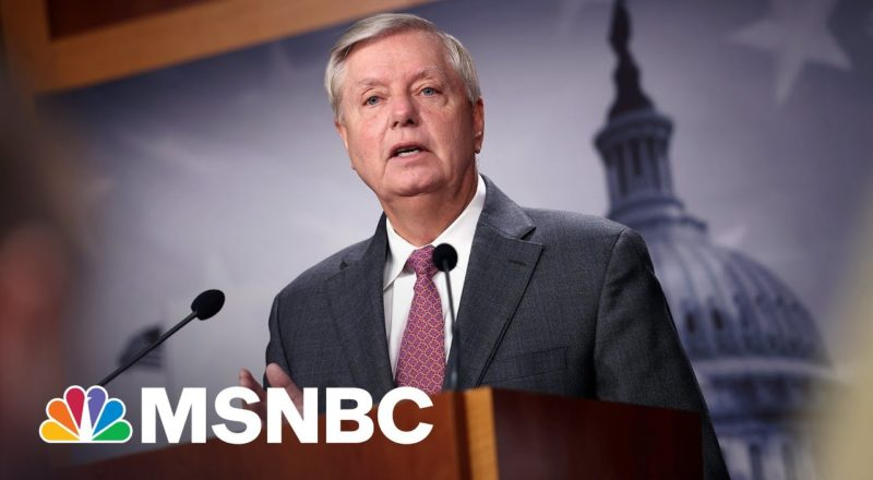 Lindsey Graham Tests Positive For Covid After Being Full Vaccinated 1